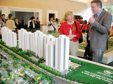 Foreigner can buy houses in Vietnam from July 2015
