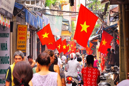 Vietnam Independence Day 2014